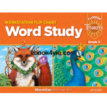 Treasures Grade 3 Word Study Workstation Flip Chart