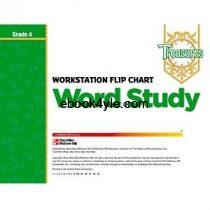 Treasures Grade 4 Word Study Workstation Flip Chart