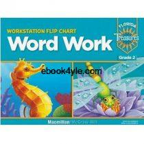 Treasures Grade 2 Word Work Workstation Flip Chart