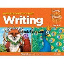 Treasures Grade 3 Writing Workstation Flip Chart