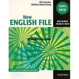 free download new english file intermediate student book