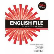 English File Elementary Workbook with key 3rd Edition