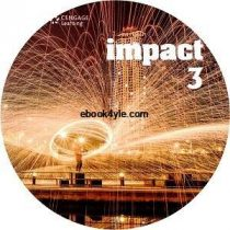 Impact British English 3 Student Book Audio CD