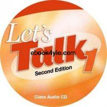Let's Talk 1 2nd Edition Class Audio CD 1