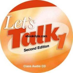 Let's Talk 1 2nd Edition Self Study Audio CD