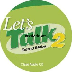 Let's Talk 2 2nd Ed Class Audio CD