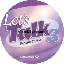 Let's Talk 3 2nd Edition Class Audio CD 1