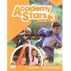Academy Stars 3 Pupil's Book