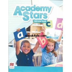 Academy Stars Starter Alphabet Book