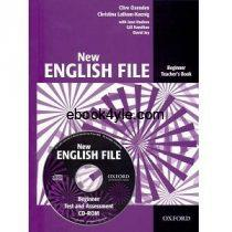 New English File Beginner Teacher's Book