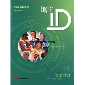 English ID Starter Student Book Workbook