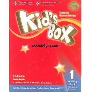 Kid's Box Updated 2nd Edition 1 Activity Book