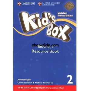 Kid's Box Updated 2nd Edition 2 Teacher's Resource Book