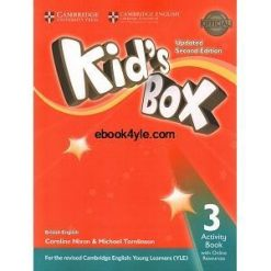 Kid's Box Updated 2nd Edition 3 Activity Book