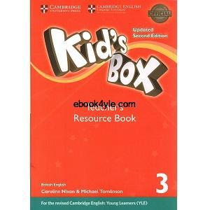 Kid's Box Updated 2nd Edition 3 Teacher's Resource Book
