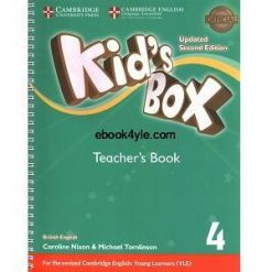 Kid's Box Updated 2nd Edition 4 Teacher's Book