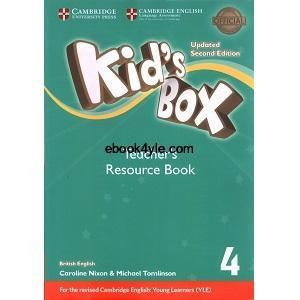 Kid's Box Updated 2nd Edition 4 Teacher's Resource Book