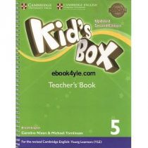 Kid's Box Updated 2nd Edition 5 Teacher's Book