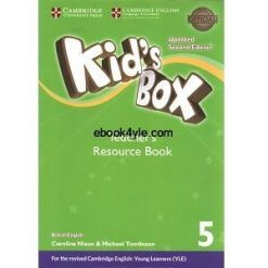 Kid's Box Updated 2nd Edition 5 Teacher's Resource Book