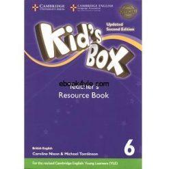 Kid's Box Updated 2nd Edition 6 Teacher's Resource Book