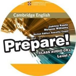 Prepare! 1 Workbook Audio CD