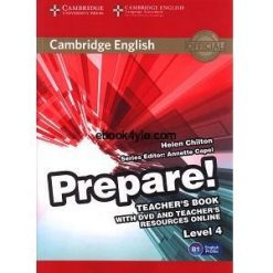 Prepare! 4 Teacher's Book