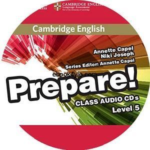 Prepare! 5 Class Audio CD