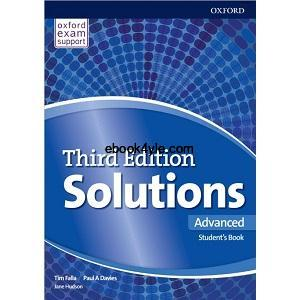Solutions 3rd Edition Advanced Student's Book