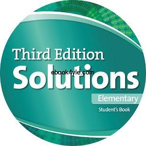 Solutions 3rd Edition Elementary Class Audio CD