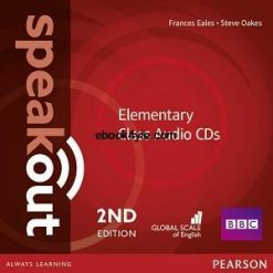 Speakout 2nd Edition Elementary Class Audio CD
