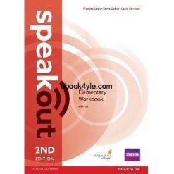 Speakout 2nd Edition Elementary Workbook