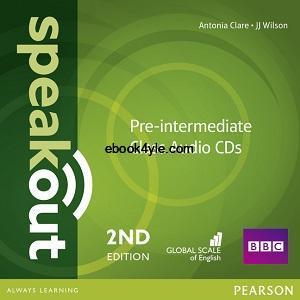 Speakout 2nd Edition Pre-Intermediate Class Audio CD