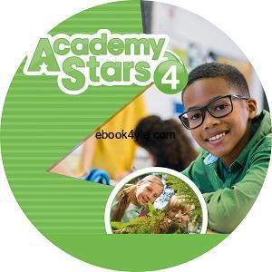 Academy Stars 4 Class Audio CD