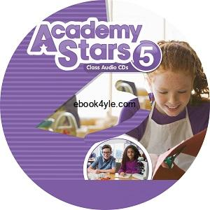 Academy Stars 5 Class Audio CD