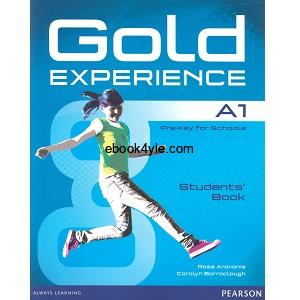 Gold Experience A1 Pre-Key for Schools Students' Book