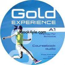 Gold Experience A1 Pre-Key for Schools Audio CD
