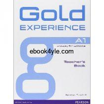 Gold Experience A1 Pre-Key for Schools Teacher's Book