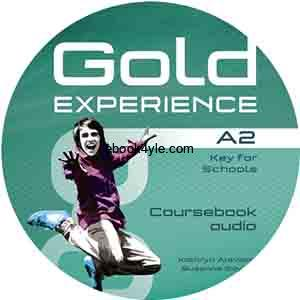 Gold Experience A2 Key for Schools Audio CD