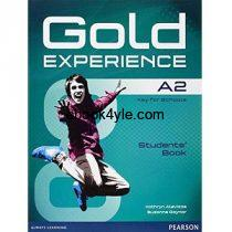 Gold Experience A2 Key for Schools Students' Book