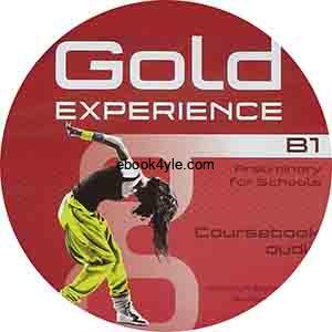 Gold Experience B1 PreLiminary for Schools Audio CD