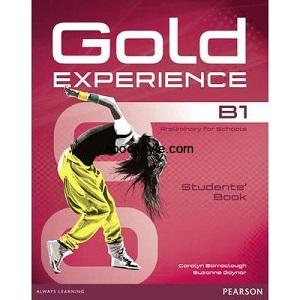 Gold Experience B1 PreLiminary for Schools Students' Book