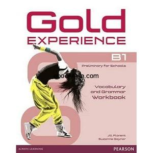 Gold Experience B1 Vocabulary & Grammar Workbook
