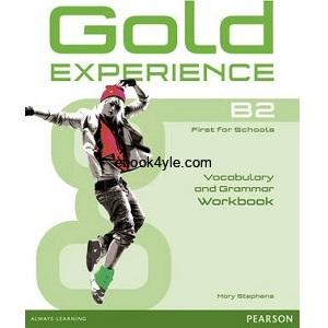 Gold Experience B2 Vocabulary & Grammar Workbook
