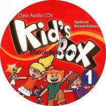 Kid's Box Updated 2nd Edition 1 Class Audio CD 3