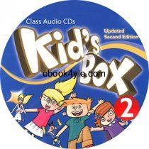 Kid's Box Updated 2nd Edition 2 Class Audio CD 2