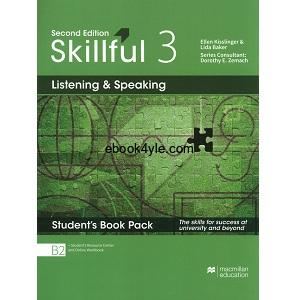 Skillful 3 Listening and Speaking Students Book 2nd Edition