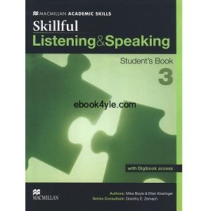 Skillful 3 Listening and Speaking Students Book