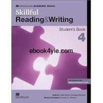 Skillful 4 Reading and Writing Students Book