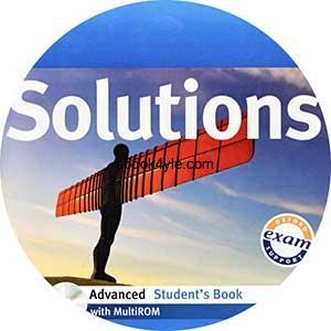 Solutions Advanced Class Audio CD
