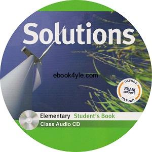 Solutions Elementary Class Audio CD